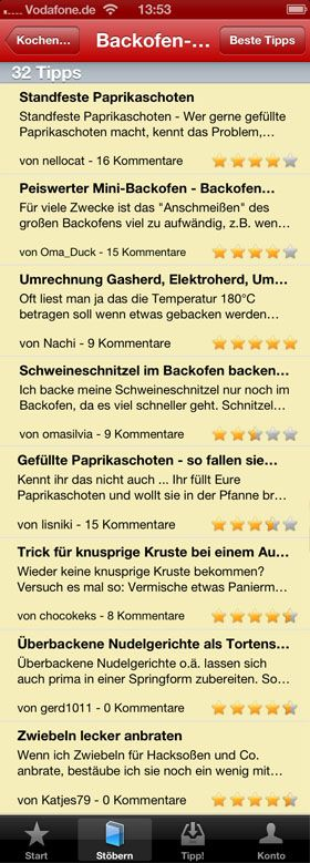 iPhone App Softwareentwicklung Ulm 5